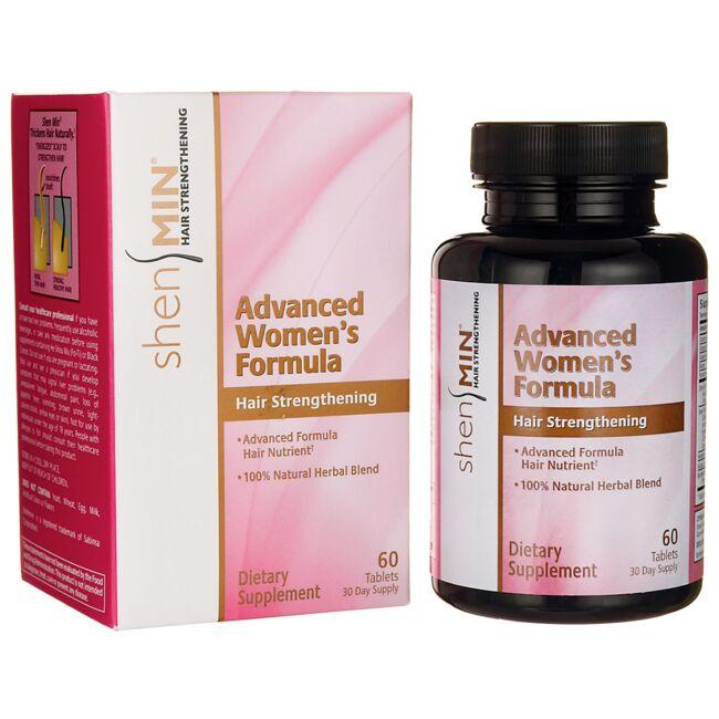 Shen Min Advanced Women's Formula Hair Strengthening