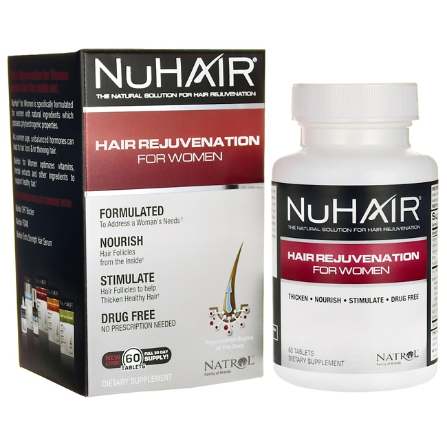 Nu HairHair Rejuvenation for Women