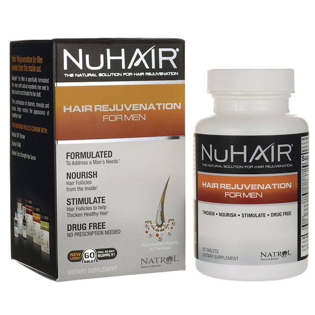 Nu HairHair Rejuvenation for Men