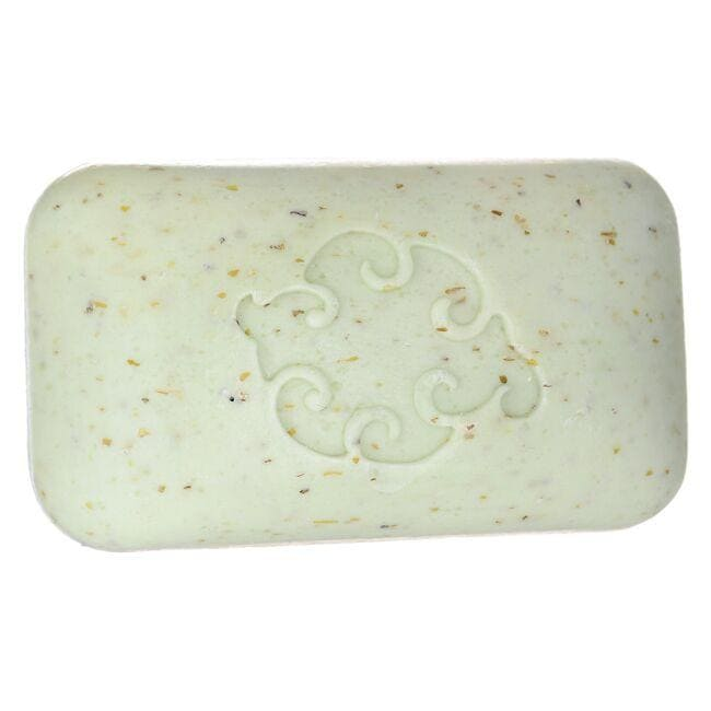 Baudelaire Essence Bar Soap Loofa Mint