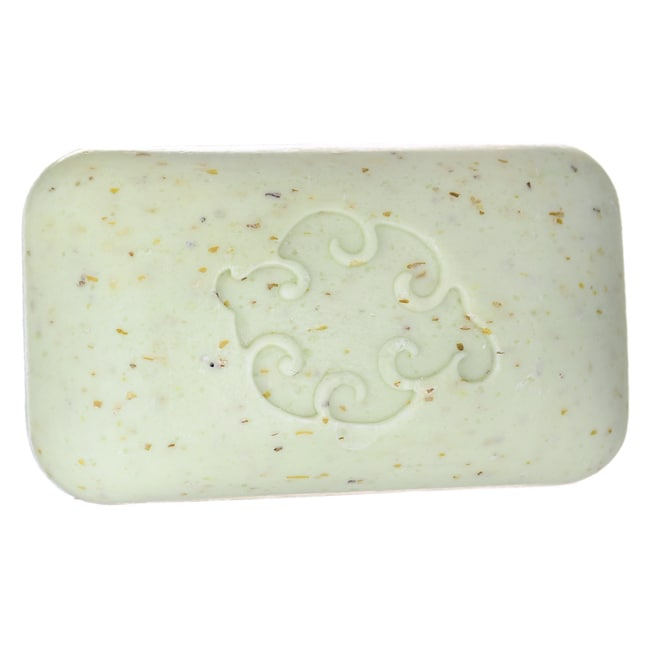BaudelaireEssence Bar Soap Loofa Mint