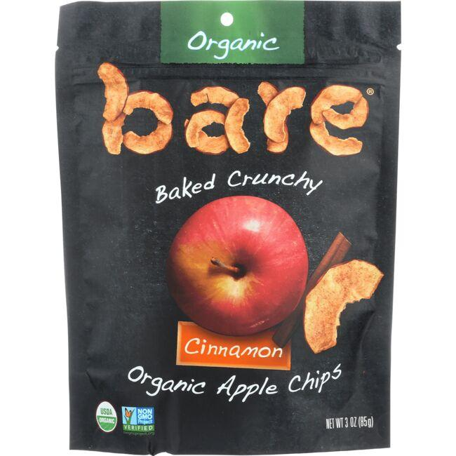 Bare Fruit Crunchy Simply Cinnamon Apple Chips