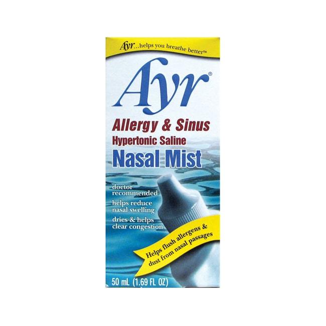 AyrAllergy & Sinus Nasal Mist