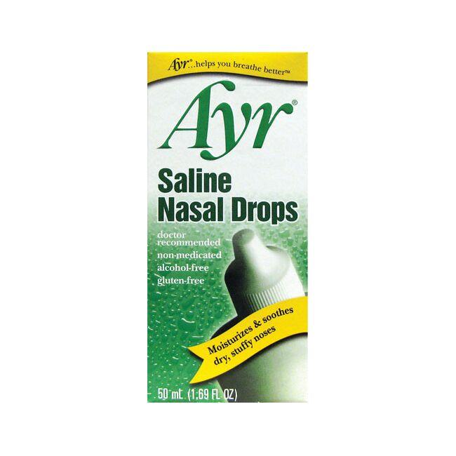 AyrSaline Nasal Drops
