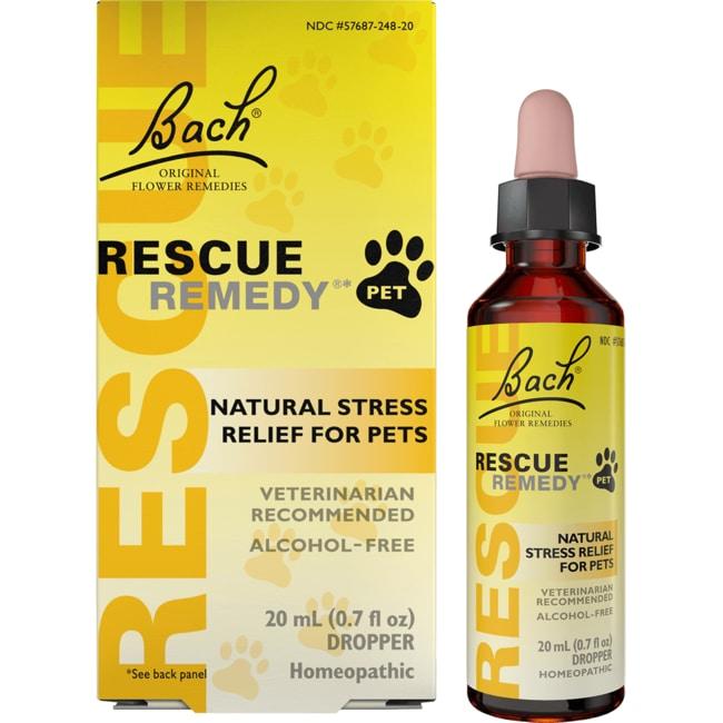Bach Flower Essences Rescue Remedy Pet