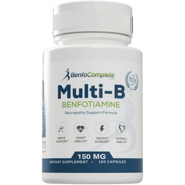 Benfotiamine, Inc.Benfotiamine Multi-B Formula