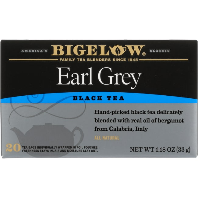 Bigelow TeaBlack Tea - Earl Grey