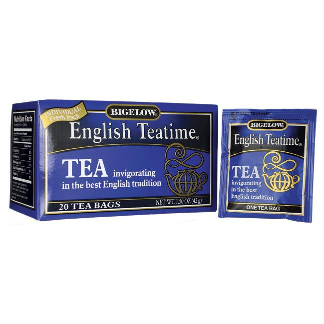 Bigelow Tea Black Tea - English Teatime