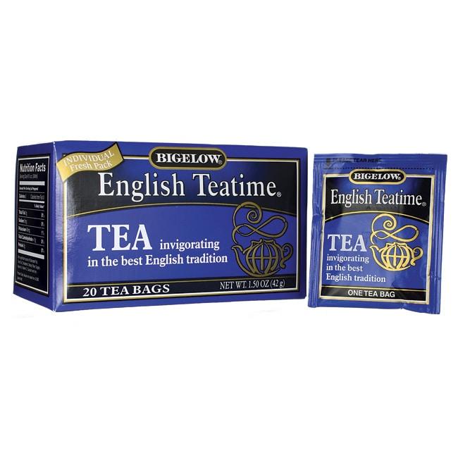 Bigelow TeaBlack Tea - English Teatime
