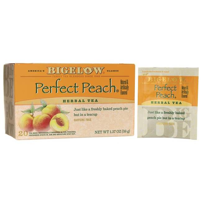 Perfect Peach Herb Tea - Caffeine Free