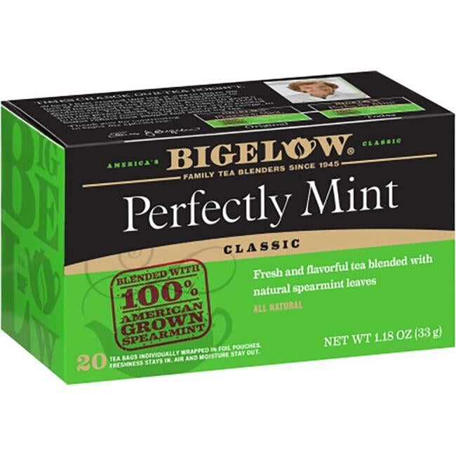 Bigelow Tea Plantation Mint Tea