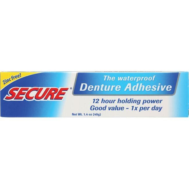 Bioforce/A.Vogel Denture Adhesive