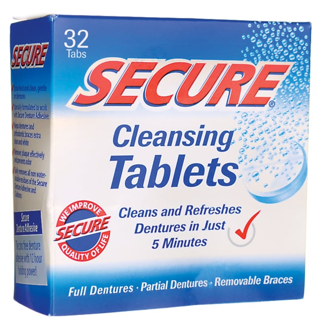 Bioforce/A.Vogel Secure Cleansing Tablets