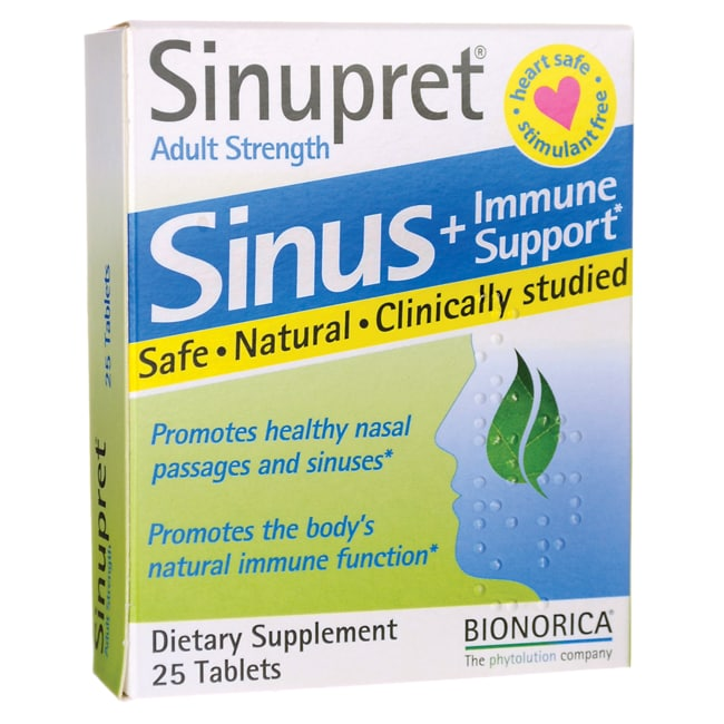 BionoricaSinupret Adult Strength