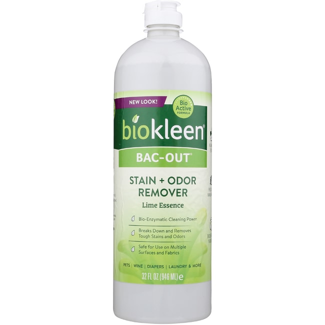 Biokleen Bac-Out Stain + Odor Remover