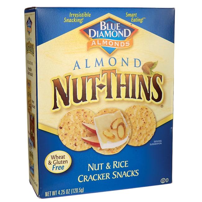 Blue DiamondAlmond Nut-Thins
