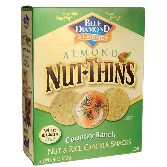 Blue Diamond Almond Nut-Thins - Country Ranch