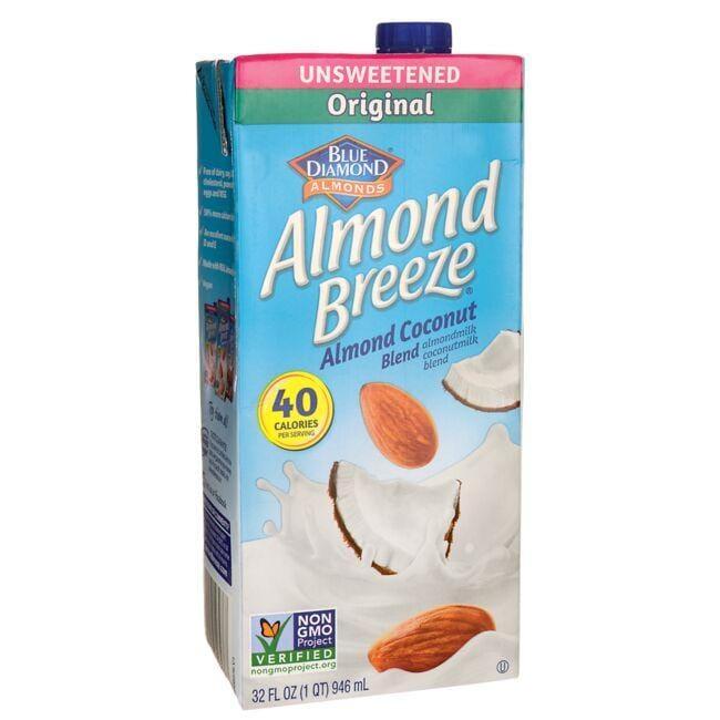 Blue DiamondAlmond Coconut Blend - Almond Breeze Original Unsweetened