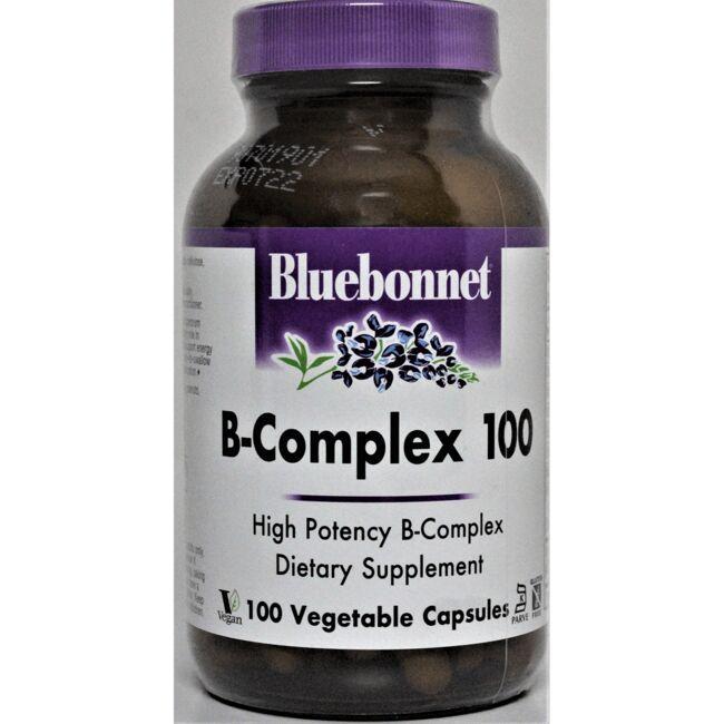 Bluebonnet NutritionB-Complex 100