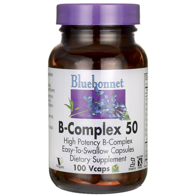 Bluebonnet NutritionB-Complex 50
