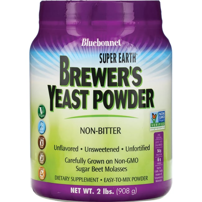 Bluebonnet NutritionBrewer's Yeast