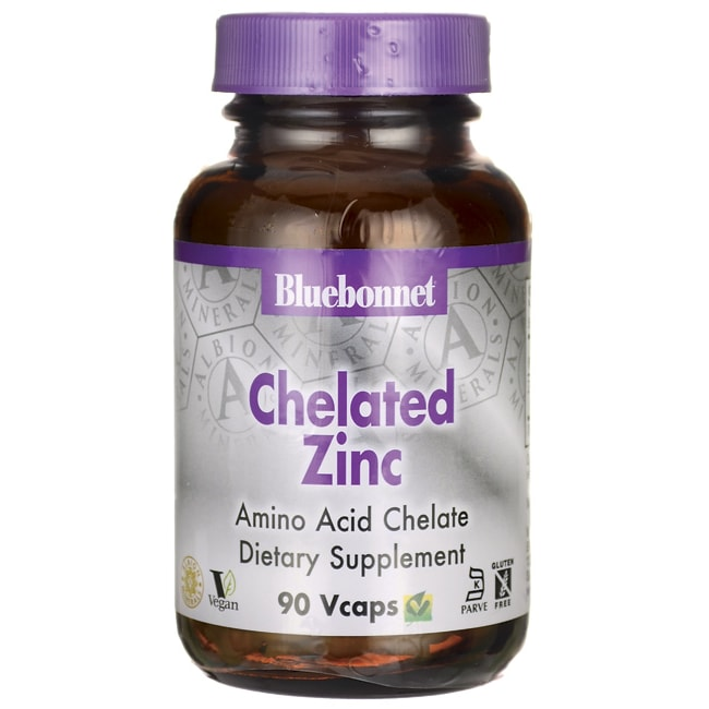 Bluebonnet NutritionChelated Zinc