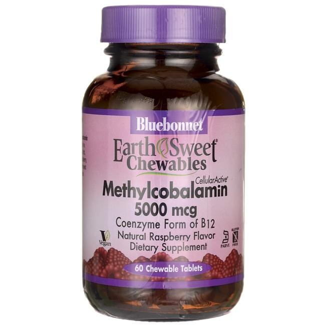 Bluebonnet NutritionEarthSweet Chewables Methylcobalamin