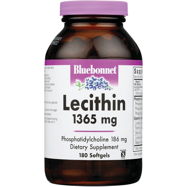 Bluebonnet NutritionNatural Lecithin