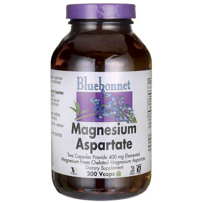 Bluebonnet NutritionMagnesium Aspartate