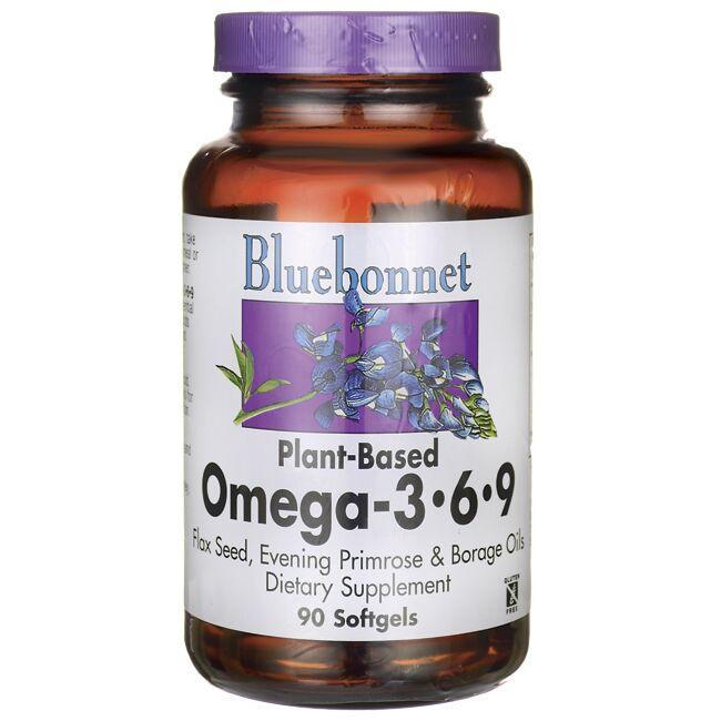 Bluebonnet NutritionPlant Based Omega-3-6-9