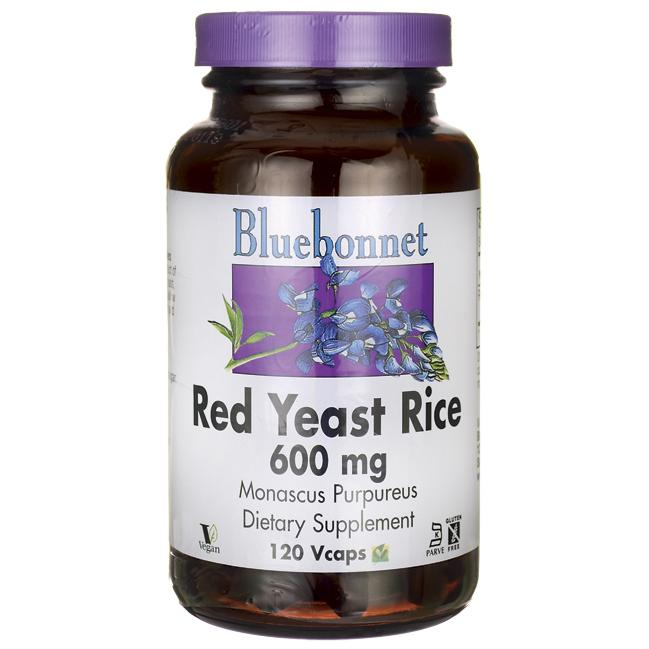 Bluebonnet Nutrition Red Yeast Rice