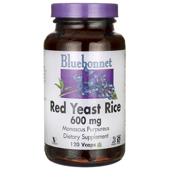 Bluebonnet NutritionRed Yeast Rice