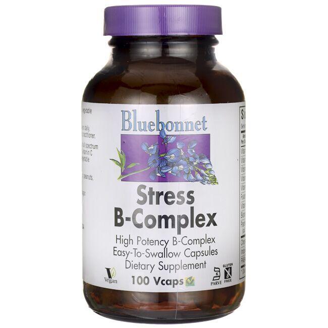 Bluebonnet NutritionStress B-Complex