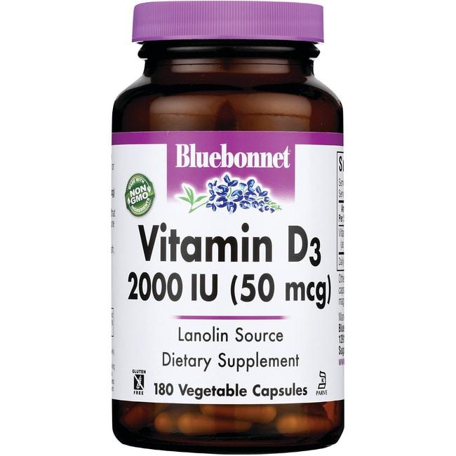 Bluebonnet NutritionVitamin D3