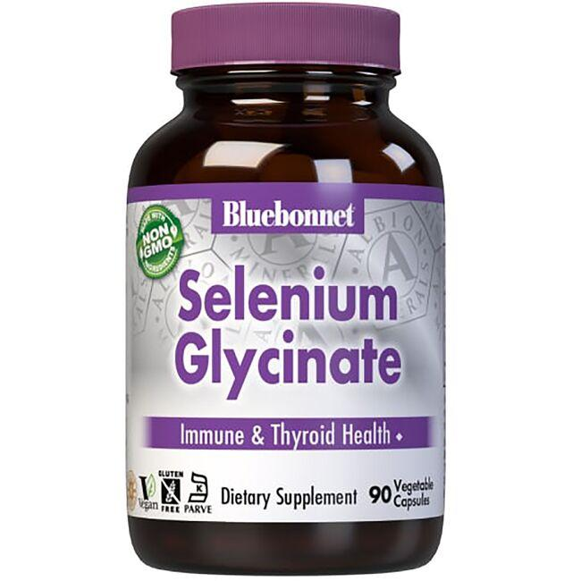 Bluebonnet Nutrition Yeast-Free Selenium Glycinate