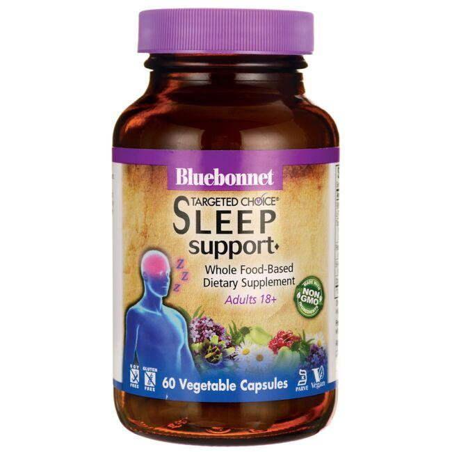Bluebonnet Nutrition Targeted Choice Sleep Support