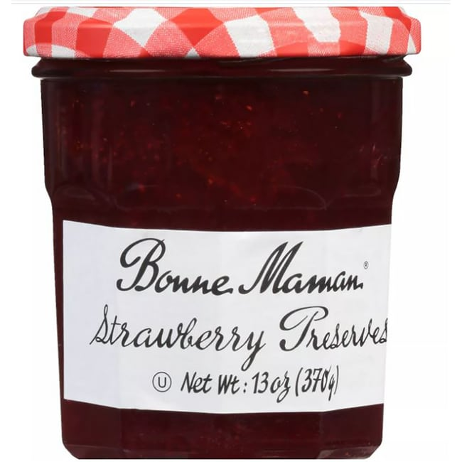 Bonne MamanStrawberry Preserves