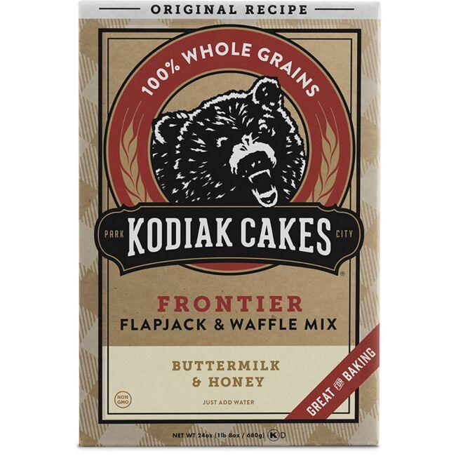 Baker Mills Kodiak Cakes Flapjack and Waffle Mix - Buttermilk  & Honey