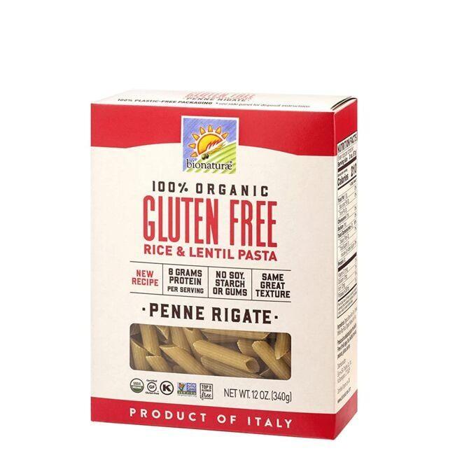 BionaturaeOrganic Gluten Free Penne Rigate