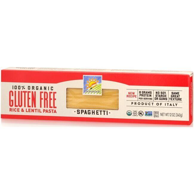 BionaturaeOrganic Gluten Free Spaghetti