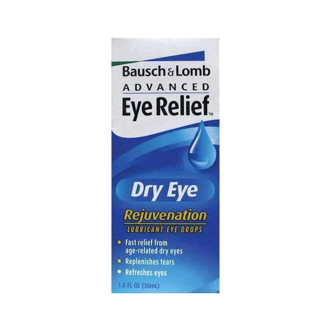 Bausch & Lomb Eye Relief - Dry Eye Rejuvenation