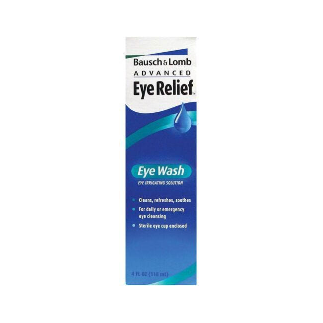 Bausch & Lomb Eye Relief - Eye Wash