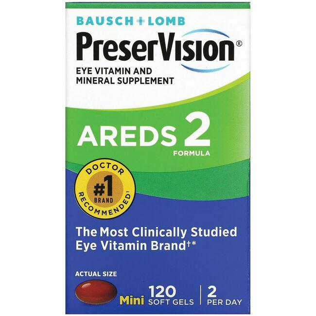 Bausch & LombPreserVision AREDS 2 Formula