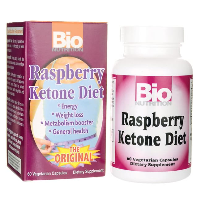 Bio Nutrition Raspberry Ketone Diet