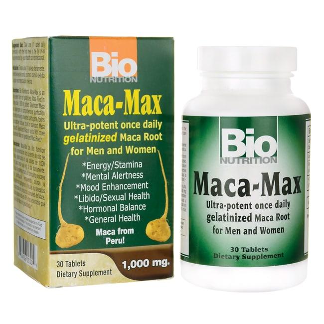 Bio NutritionMaca-Max