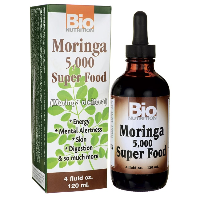 Bio NutritionMoringa 5,000 Super Food