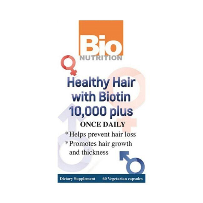 Bio Nutrition Healthy Hair with Biotin