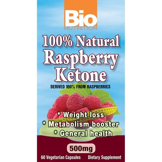 Bio Nutrition100% Natural Raspberry Ketone