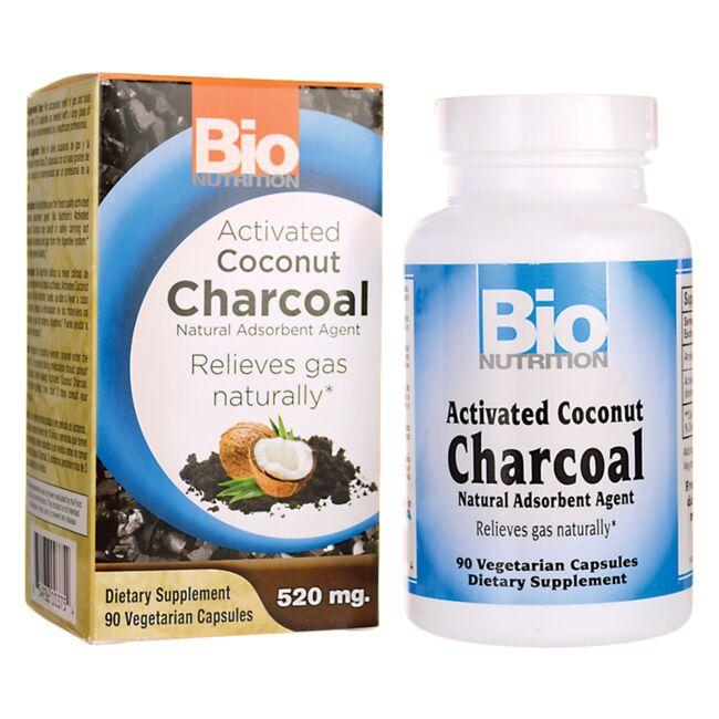 Bio Nutrition Activated Coconut Charcoal