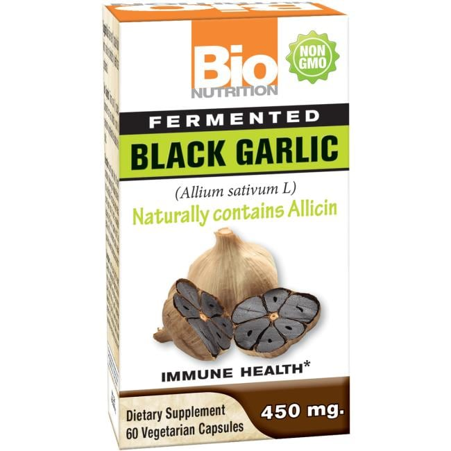 Bio NutritionFermented Black Garlic